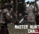 Master Hunter Challenges