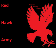 Red Hawk Army Picture