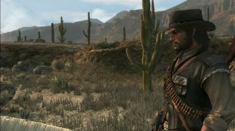 "Red Dead Redemption - mission ""Wild Horses, Tamed Passions"""
