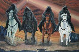 Four Hoesemen