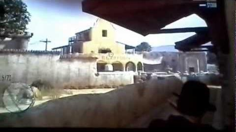 RED DEAD COWBOYS PRESENTS - GANG SHOOTOUT IN CHUPAROSA