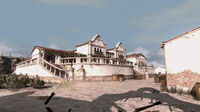 Rdr escalera mansion