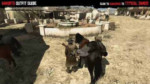 Red Dead Redemption - How to get Bandito Outfit