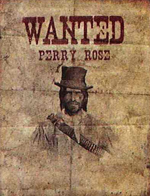 Rdr perry rose