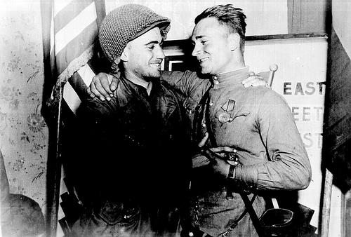 File:Happy 2nd Lt. William Robertson and Lt. Alexander Sylvashko.jpg