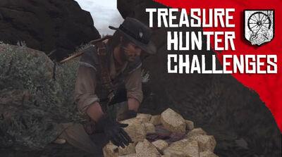 Rdr treasure hunter challenges