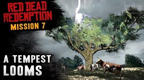 Red Dead Redemption - Mission 7 - A Tempest Looms (Xbox One)