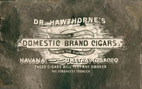 Rdr advert hawthornes cigars
