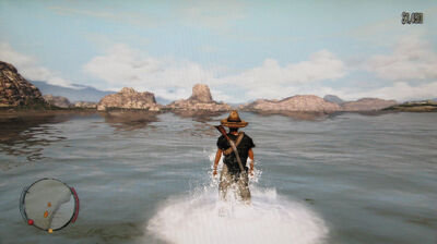 Rdr co-op water walk