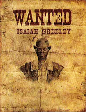 Rdr isaiah greely