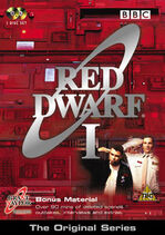 Red Dwarf I DVD Cover