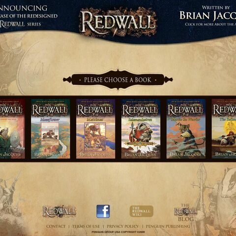 Redwall Experience, late 2009