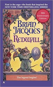 Redwall30thPaperback