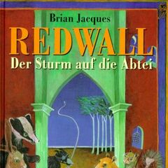 German Redwall Hardcover