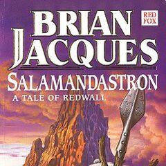 UK Salamandastron Paperback