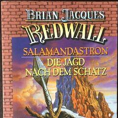 German Salamandastron Hardcover