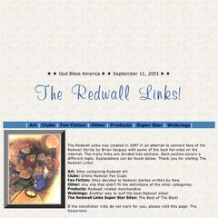 The Redwall Links 2001