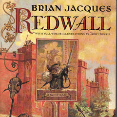 US 2000 Redwall 10th Anniversary Paperback