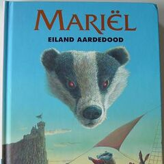Dutch Mariel of Redwall Hardcover Vol. 3