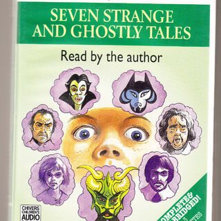 UK Seven Strange and Ghostly Tales Audiobook