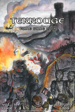 Terrouge Cover February 2009