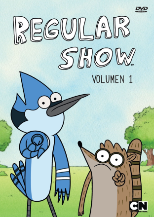 Regular Show. Vol.1 [Latino][DVD 5]
