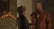 Monsters - 3 King Henry n Queen Catherine