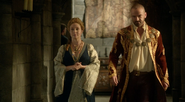 Snakes in the Garden - King Henry n Queen Catherine 8