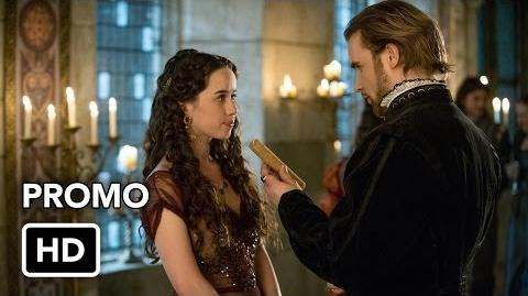 """Reign 1x15 Promo """"The Darkness"""" (HD)"""