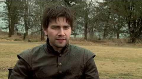 Reign The Complete First Season - Torrance Coombs on Love Triangle