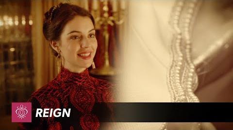 Reign - Costuming The Queen