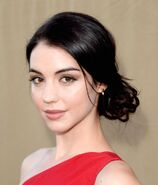 Adelaide Kane-in-red