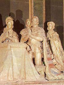 File:220px-Cenotafio de Felipe II y su familia.jpg