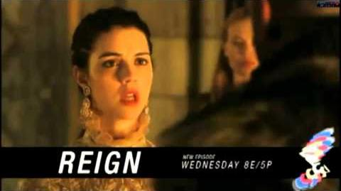 Reign 1x13 Canadian Promo