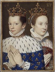 File:Francis II & Mary Queen of Scotland.jpg