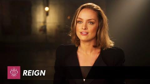 Reign Rachel Skarsten Interview The CW