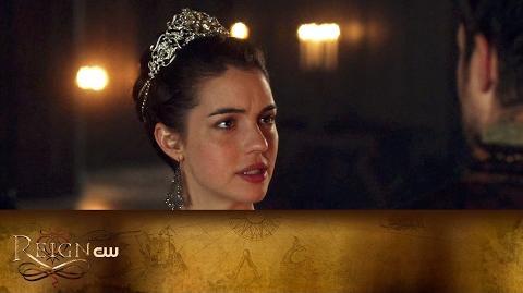 Reign A Grain of Deception Trailer The CW