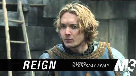 """Reign 1x20 CANADIAN Promo HD) """"Higher Ground"""""""