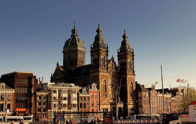 File:St Nicholas Basilica AMSTERDAM HOLLAND.jpg