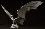 The Bull Dragon maquette, by Miles Teves.
