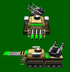 G5K10A Scarab Supertank Mark.I