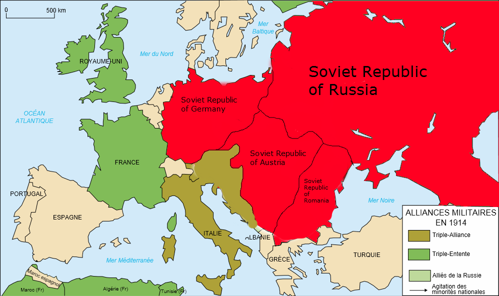 Current Map Of Europe 1914. Current. free download images ...