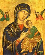 Perpetual help original icon
