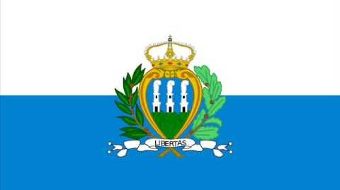 National Anthem of San Marino (Vocal)