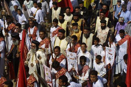 Coptic festival