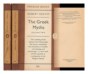RobertGravesGreekMyths