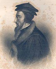 John Calvin - best likeness
