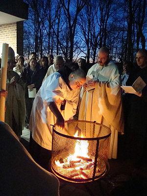 BenedictineEasterVigil