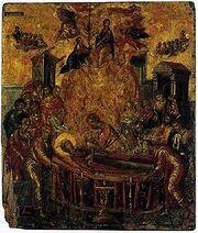 Dormition El Greco