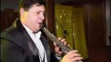 Klezmer Music by Alexander Kantsberg (soprano saxophone)